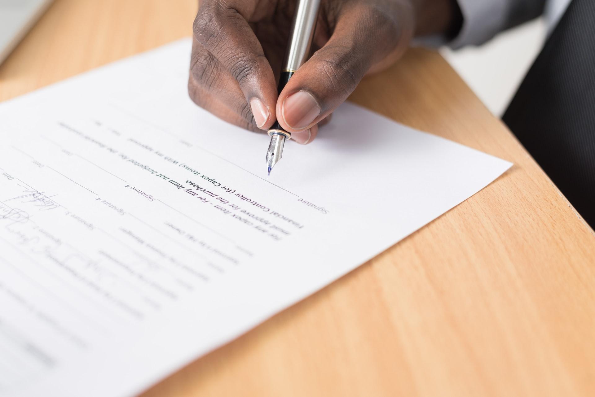 Kara umowna za odstąpienie od umowy z zamawiającym